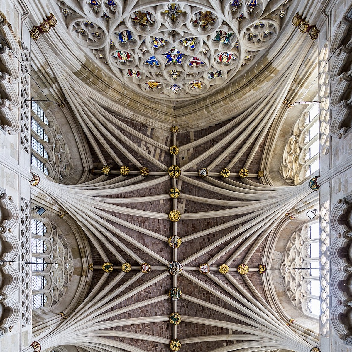 349 Exeter Cathedral