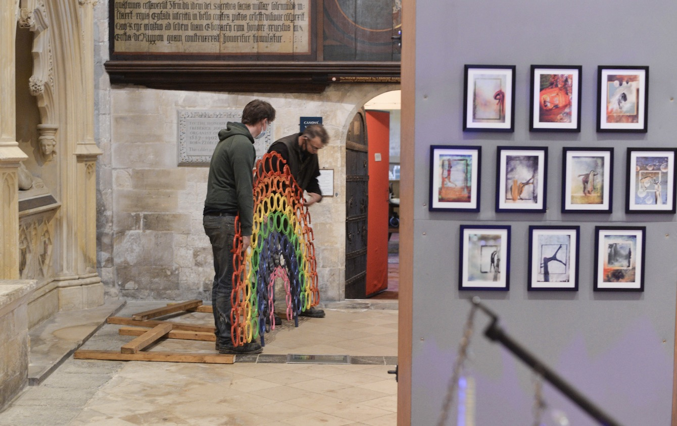 Made in Lockdown - Chichester Cathedral Art Show