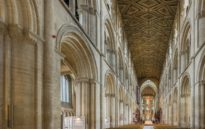 image from Christmas Key Appeal at Peterborough Cathedral