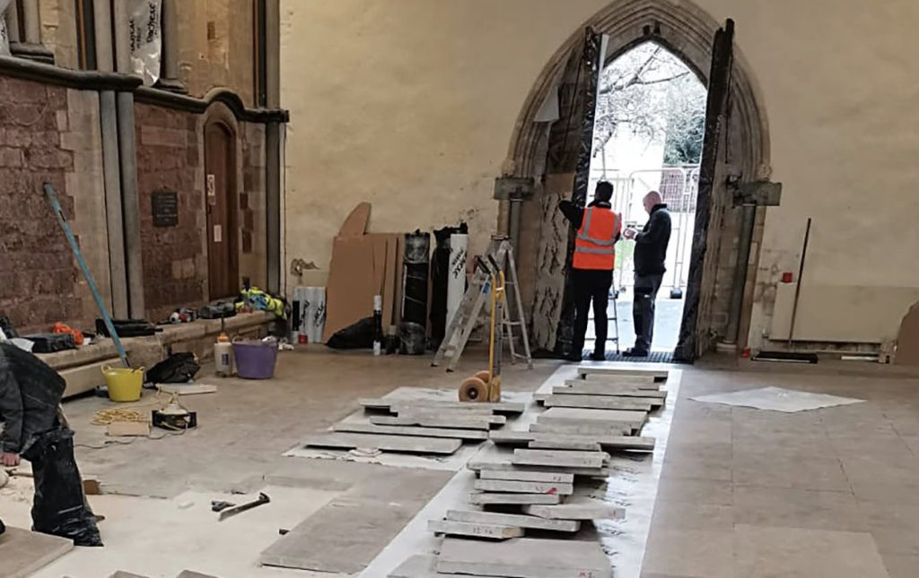 Things to Do in Lockdown Exeter Cathedral