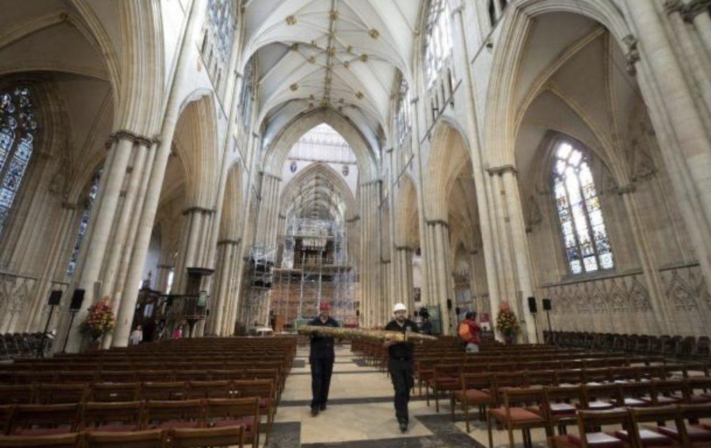 York Minster's Grand Organ Refurbishment is complete