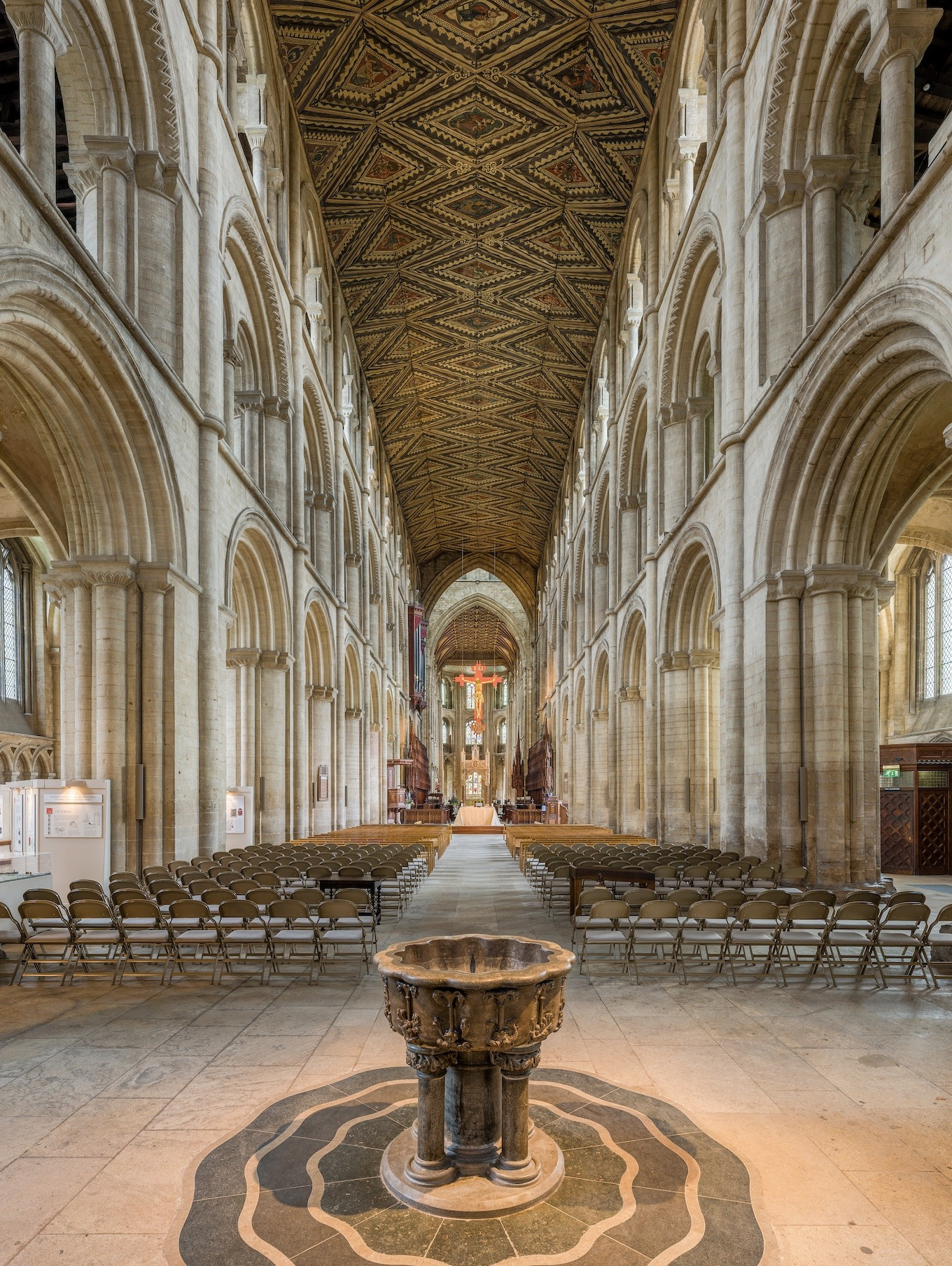 Service to mark the passing of HRH Prince Philip at Peterborough Cathedral