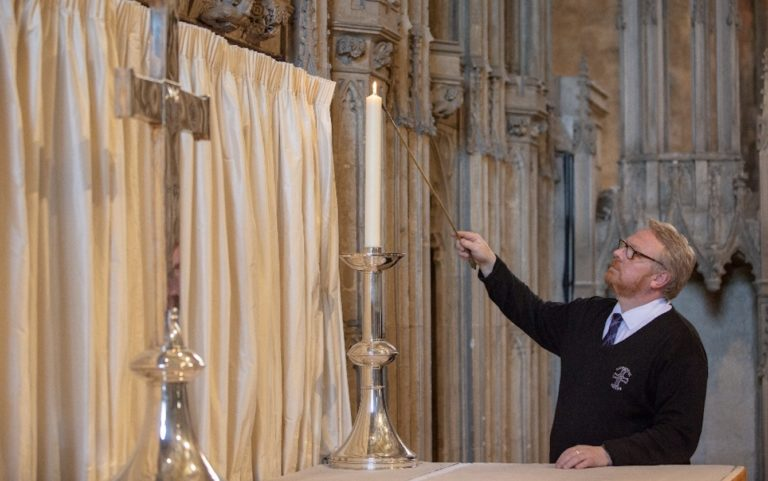 image from Cathedrals remember Prince Philip