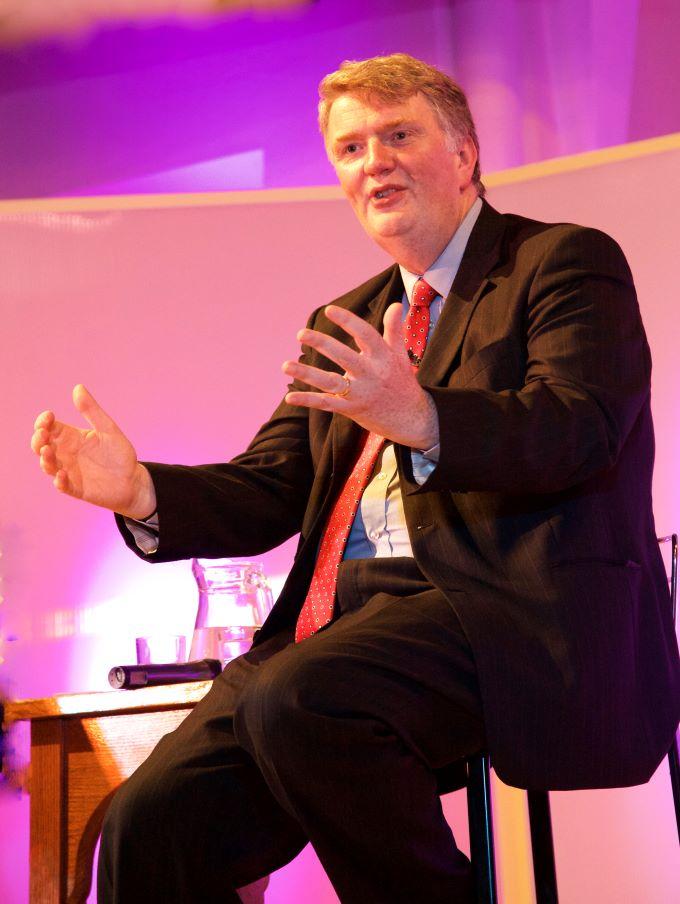 David WilkinsonP