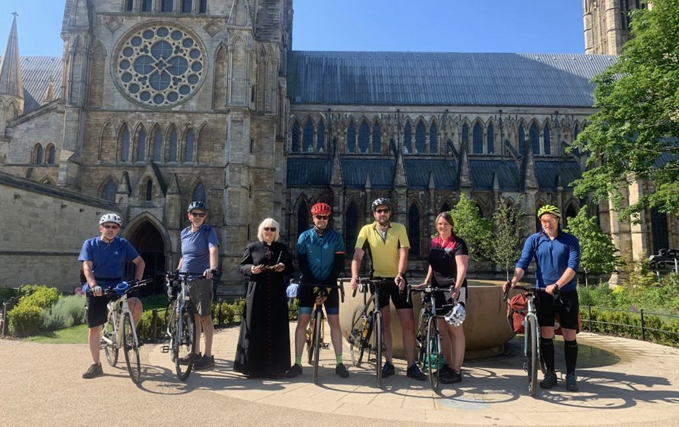 Cathedrals Cycle Route - Week 1 D