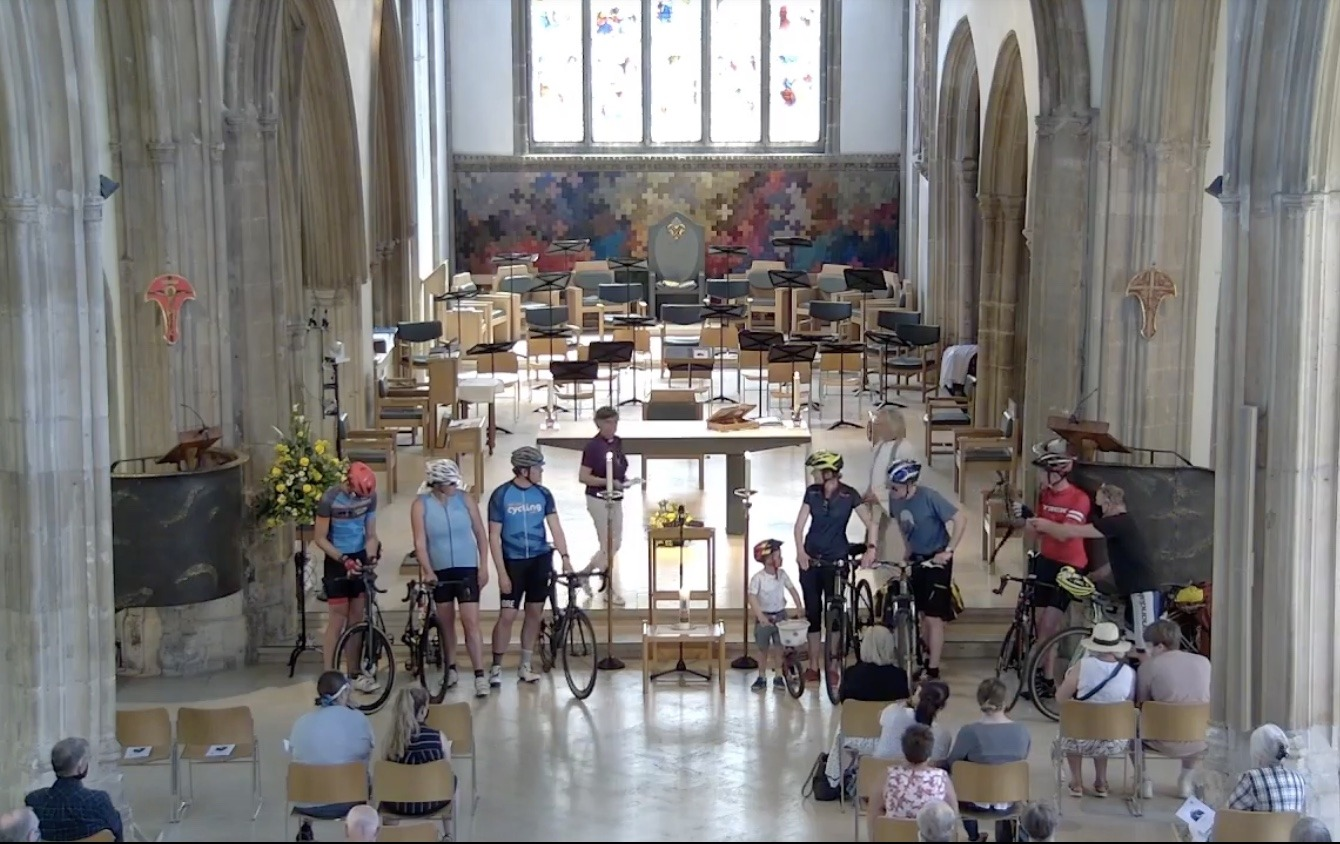 Cathedrals Cycle Route – Week 2