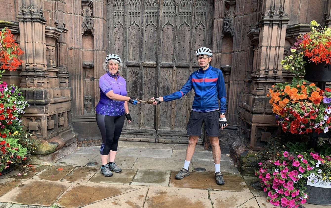 Cathedrals Cycle Route – Week 5