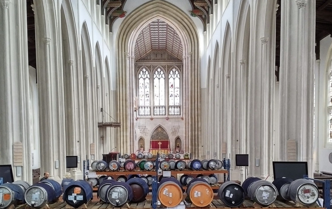 East Anglian Beer and Cider Festival