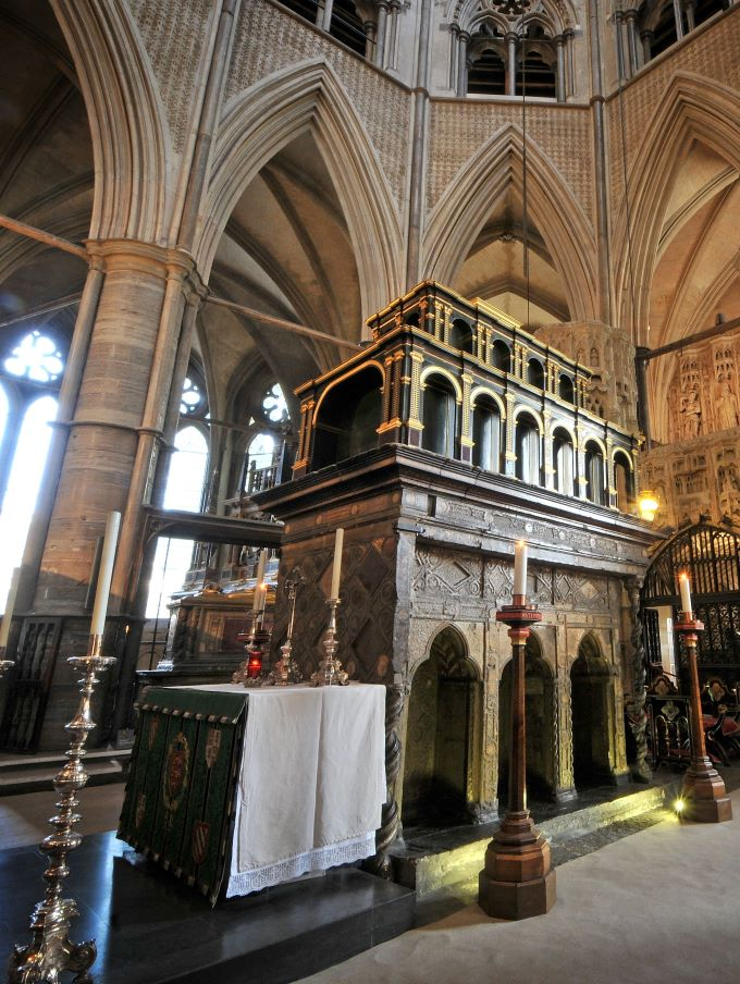 Chapel of St Edward the Confessor_Copyright Dean and Chapter of Westminster-P
